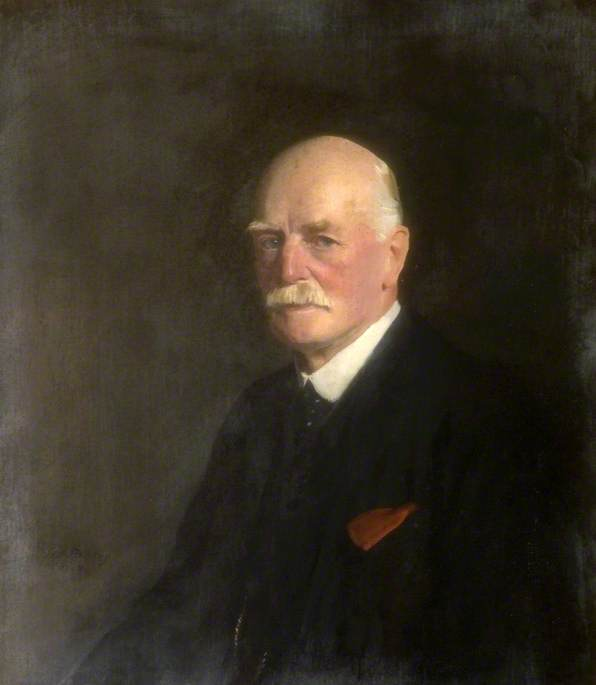 Charles George Nantes (1850–1934), Member of Bridport Town Council (1897–1907)