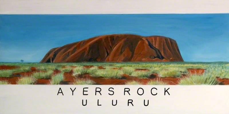 'Dreams of Australia' Series, Ayers Rock