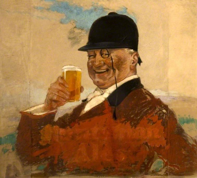 The Smiling Huntsman