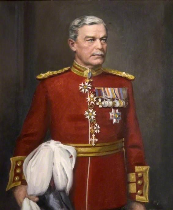 Major General Augustus Arlington Chichester (1863–1948)