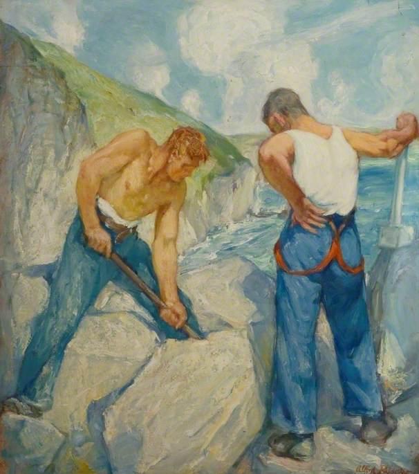 Purbeck Cliffside Quarrymen
