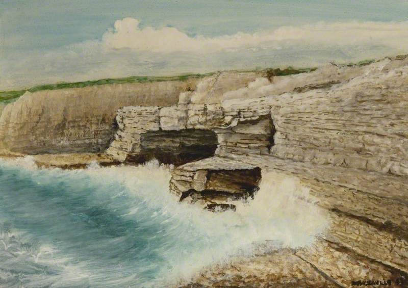 Fisherman's Rock, Langton Matravers, Dorset