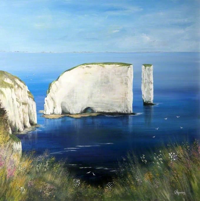 'Old Harry', Dorset