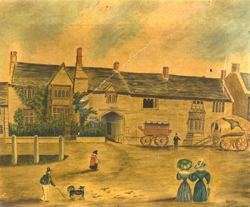 Coaching Inn, Sherborne, Dorset