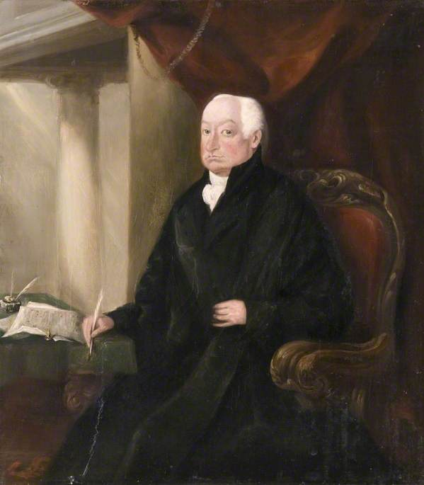 Thomas Bartlett (d.1836), Wareham Town Clerk