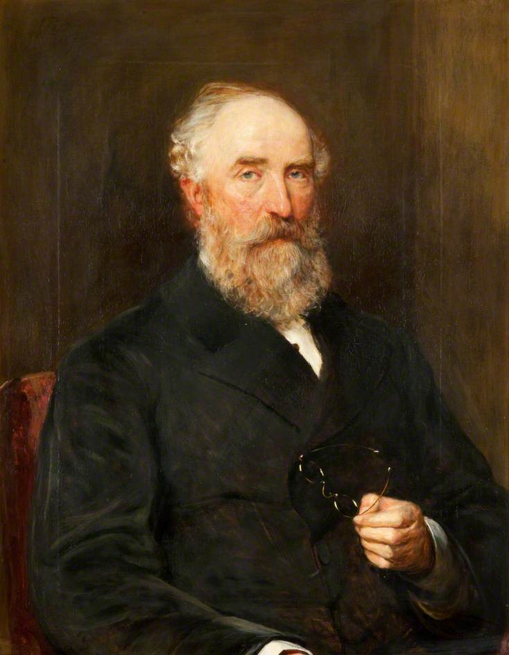 William Robertson (1825–1899), Provost of Dundee (1875–1878)