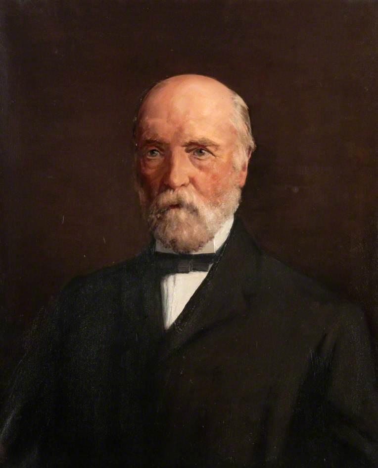 Bailie John Robertson (1831–1906)