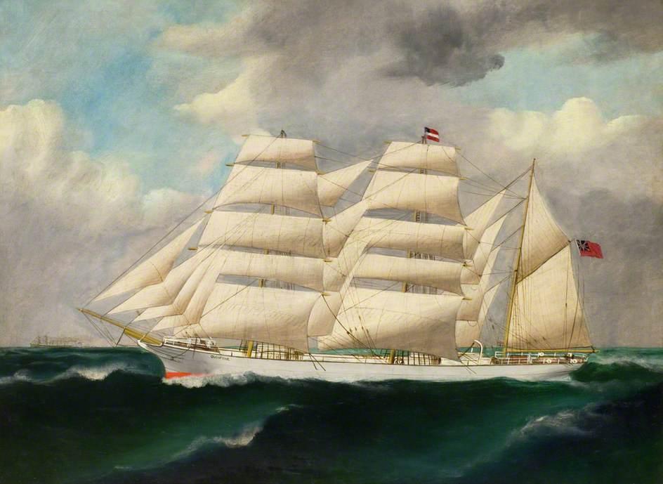 Sailing Ship 'Glenfyne'