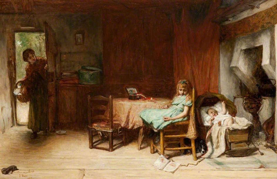 The Careless Nurse