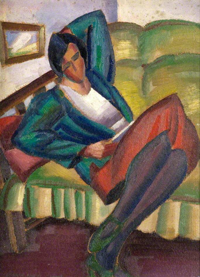 Seated Figure (Lucy)