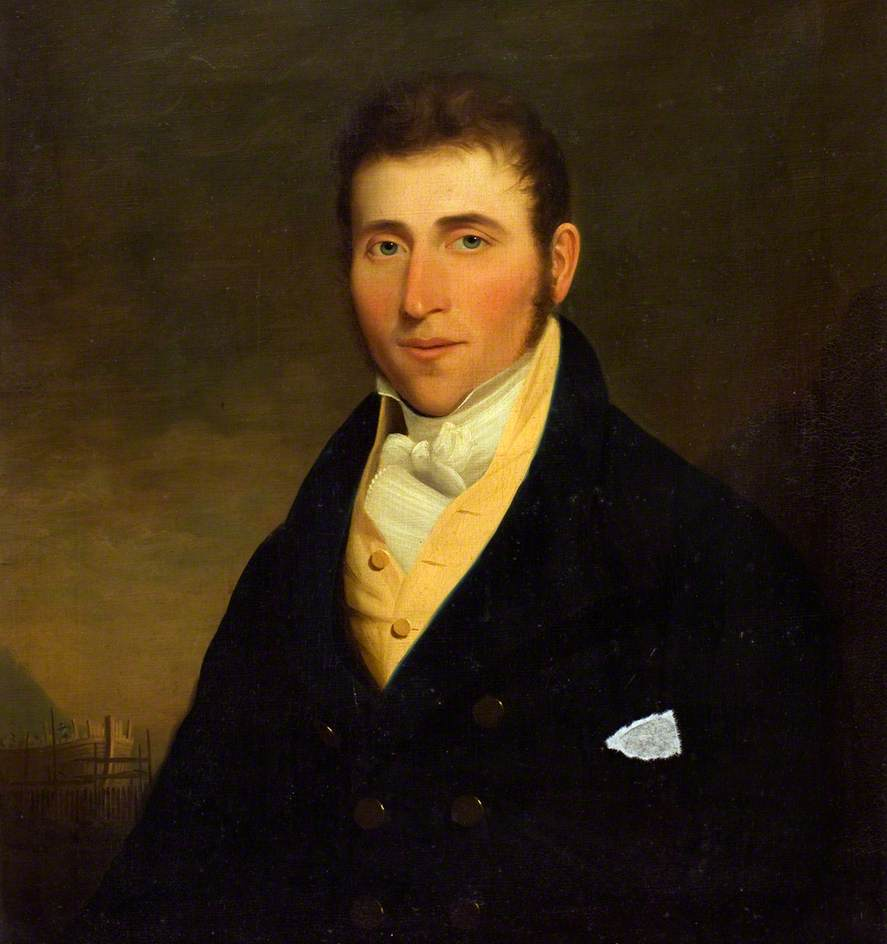 James Brown (1784–1861), Ship Owner and Ship Builder, Perth and Dundee