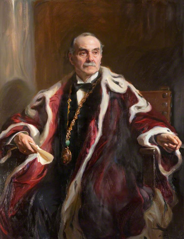 Sir William High (1858–1934), Lord Provost of Dundee (1923–1929)