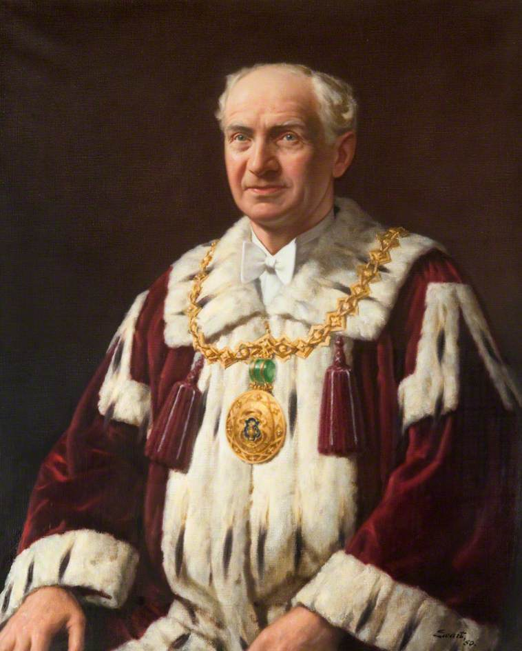 Archibald Powrie (1885–1949), Lord Provost of Dundee (1946–1949)