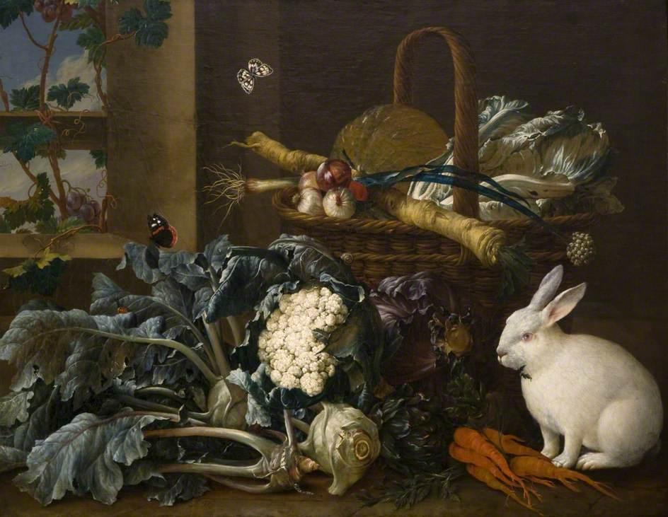 Still Life with Rabbit