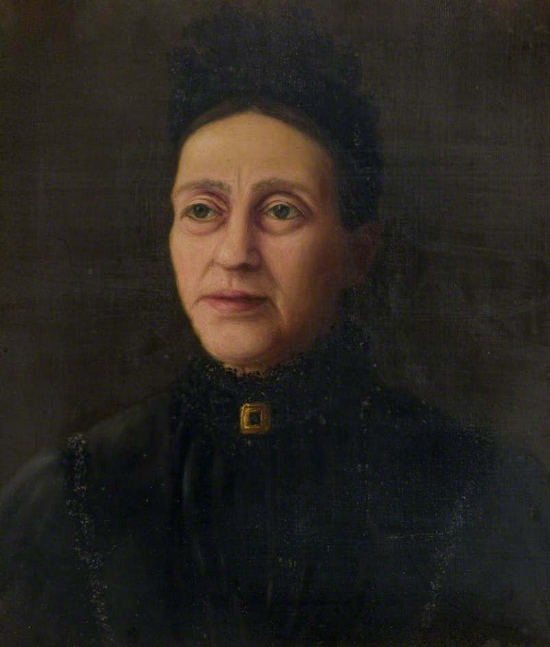 Mrs Margaret Anderson Gray (The Artist's Mother)