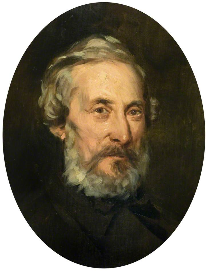 Robert Cowie (1809–1877), Painter, Proprietor of the Theatre Royal, Castle Street, Dundee