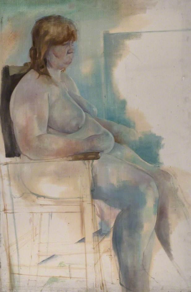 Female Nude Study