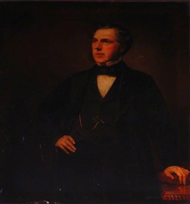 Portrait of a Civic Official