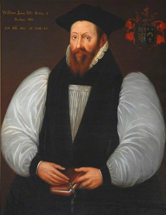William James (1542–1617), Bishop of Durham (1606–1617)