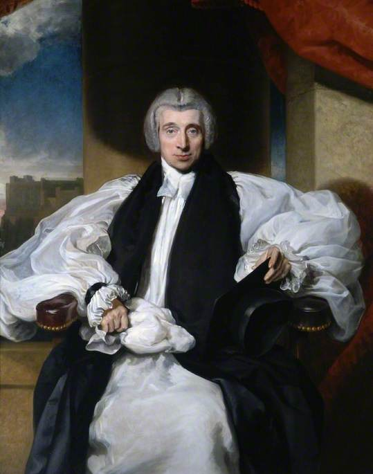 William van Mildhert (1765–1836), Bishop of Durham (1826–1836)