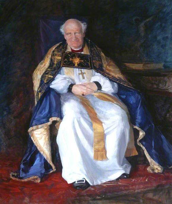 Michael Ramsey (1904–1988), Bishop of Durham (1952–1956)