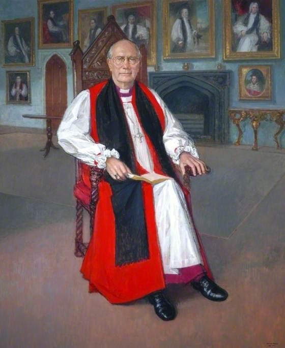 Michael Turnbull (b.1935), Bishop of Durham (1994–2003)