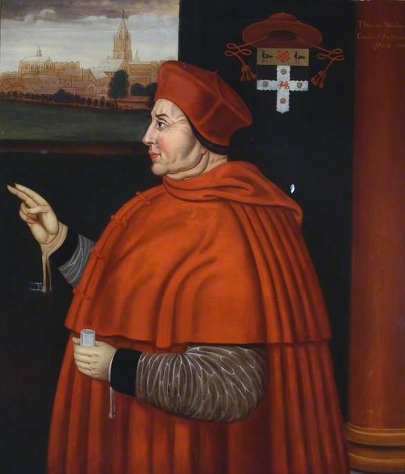 Thomas Wolsey (1473–1530), Bishop of Durham (1523–1529)