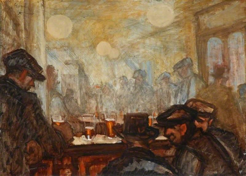 Bar Scene, Spennymoor, County Durham