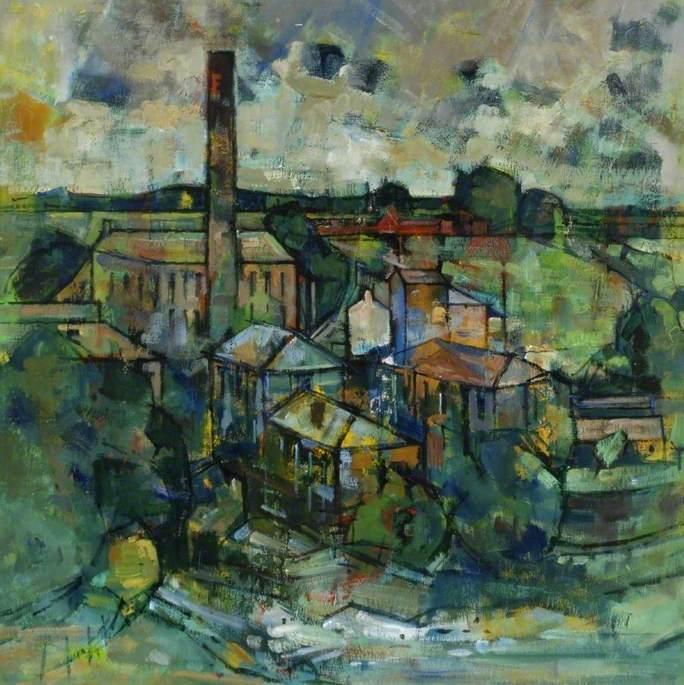 Ullathorne Mill, Startforth, County Durham