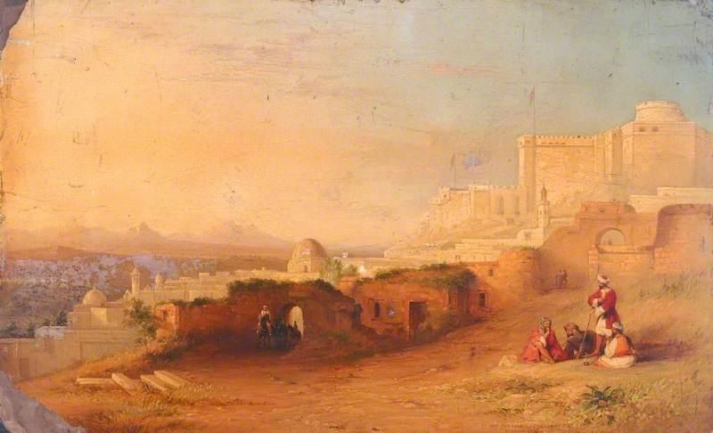 El Kaf, the Ancient Sicca Veneria, Tunis, Tunisia