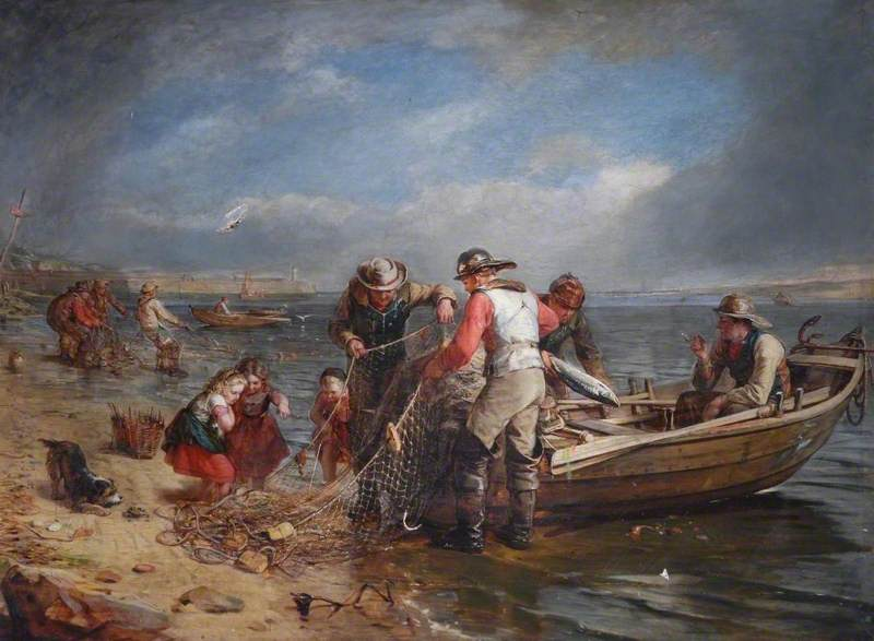 The Salmon Fishers