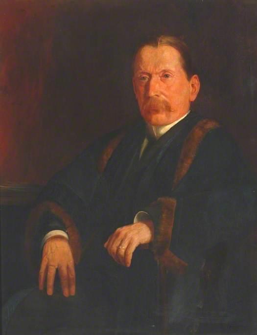 Alderman T. T. Sedgewick (1843–1904), Mayor (1887–1888)