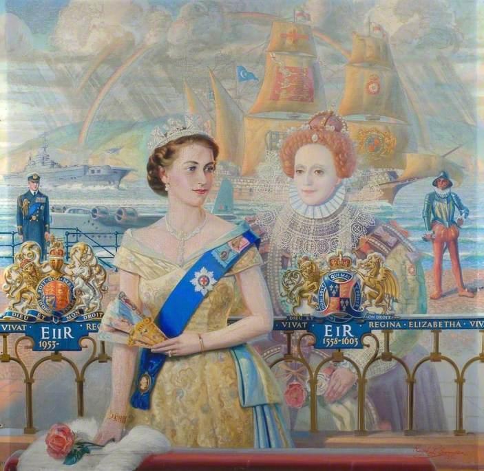 The Elizabethan Eras