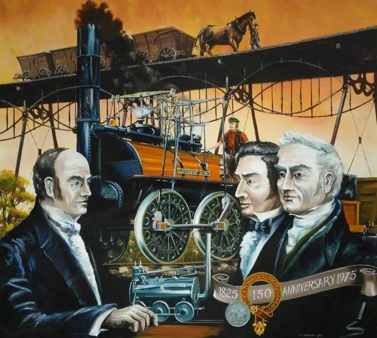 The Stockton and Darlington Railway