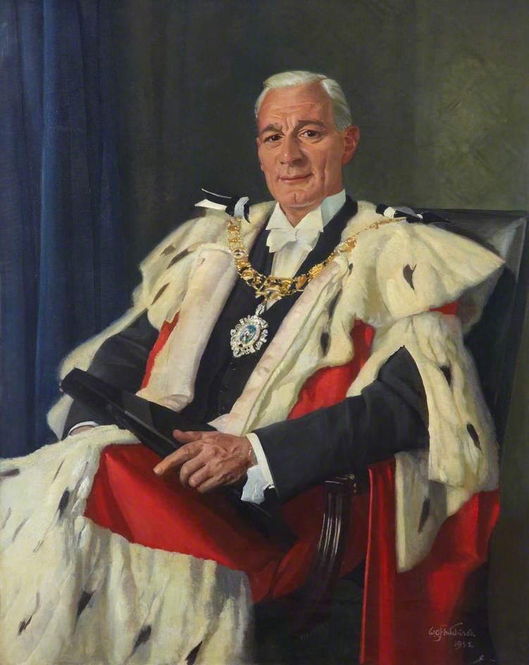 Sir Andrew Murray (1903–1977/1978), OBE, LLD, Lord Provost of Edinburgh (1947–1951)