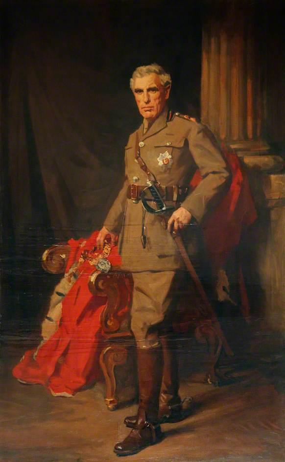 Sir John Lorne Macleod (1873–1946), CBE, LLD, Lord Provost (1916–1919)