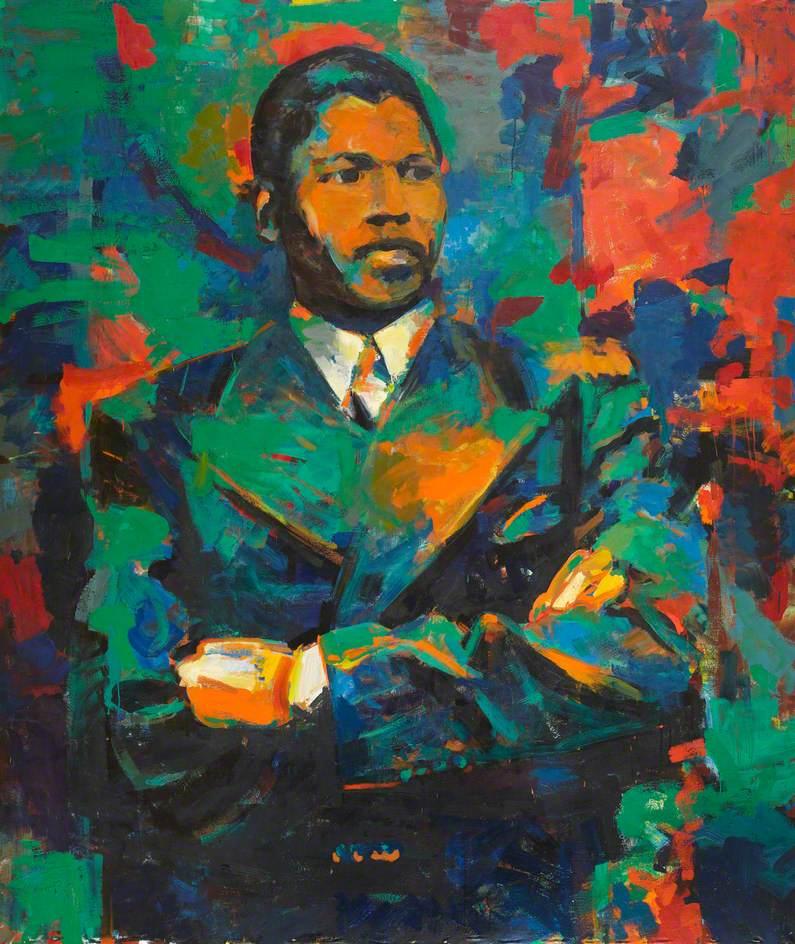 Nelson Mandela (1918–2013), at Nineteen