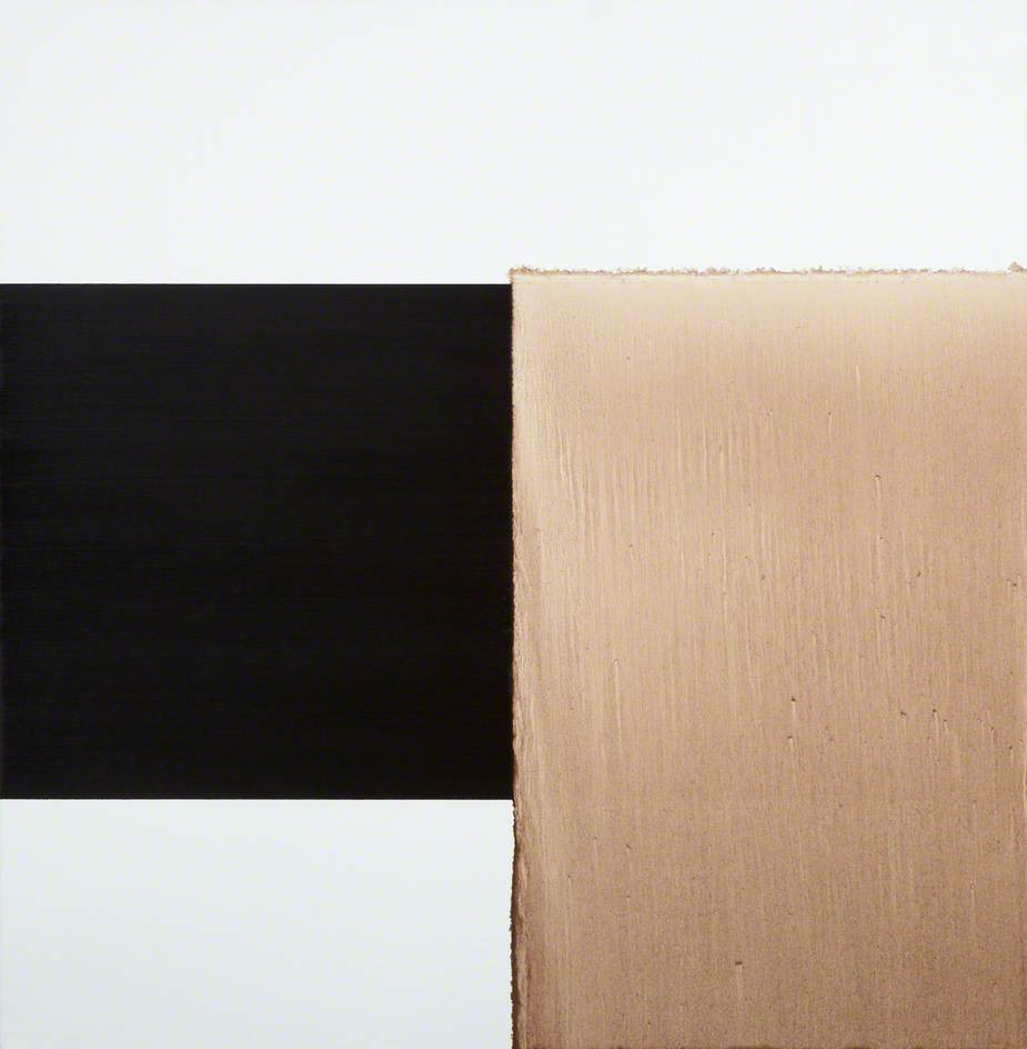 Exposed Painting, Black/Red Oxide