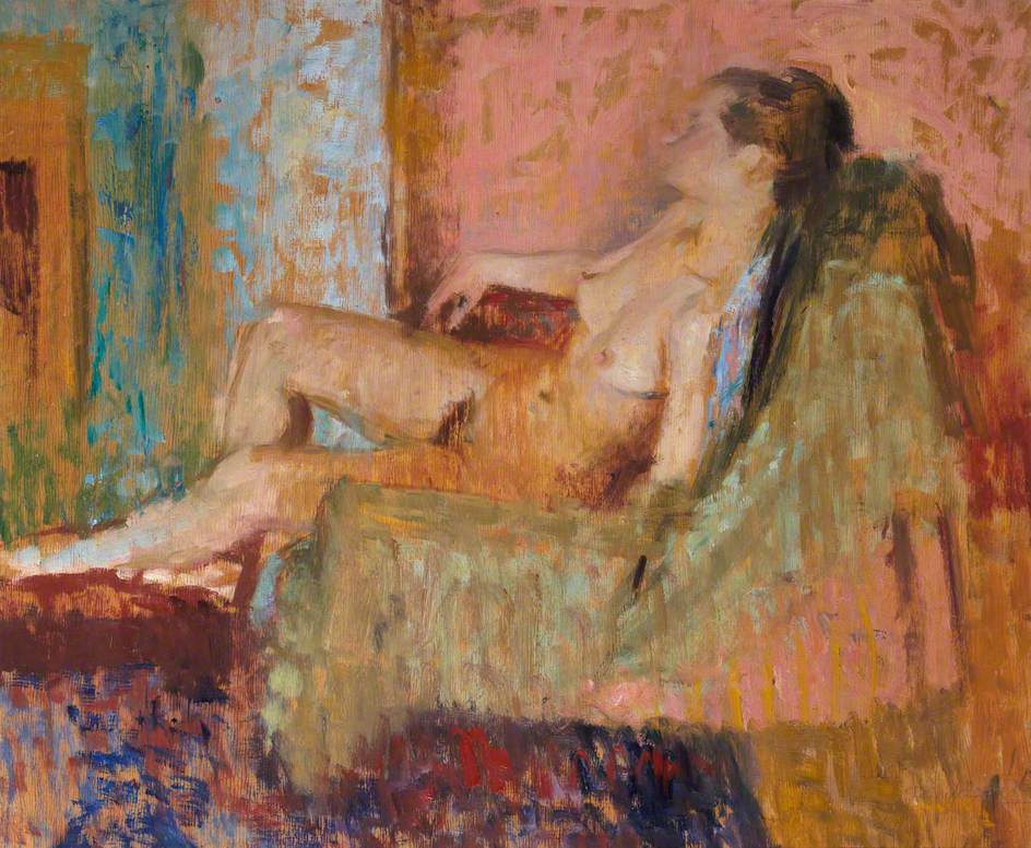 The Pink Room, Young Girl