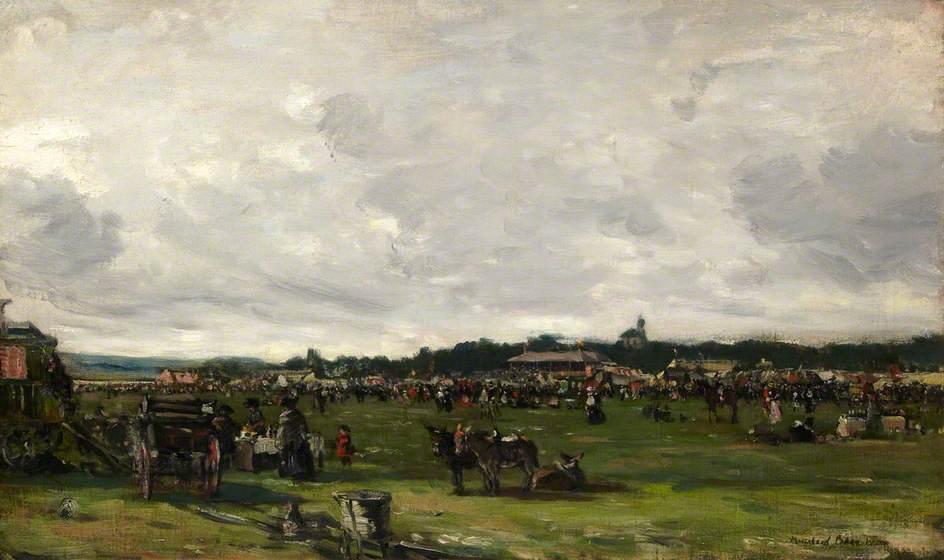 The Old Racecourse, Ayr