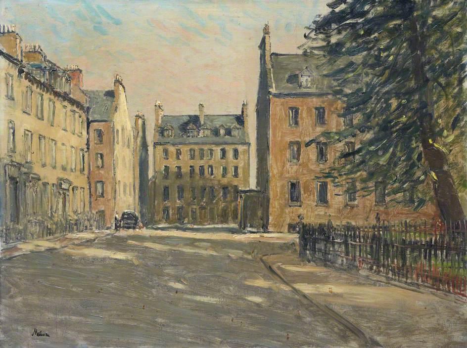 George Square, South East Corner, Edinburgh