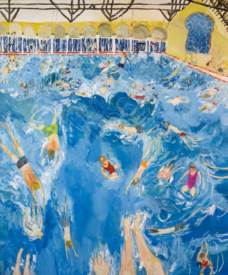 Drumsheugh Swimming Pool