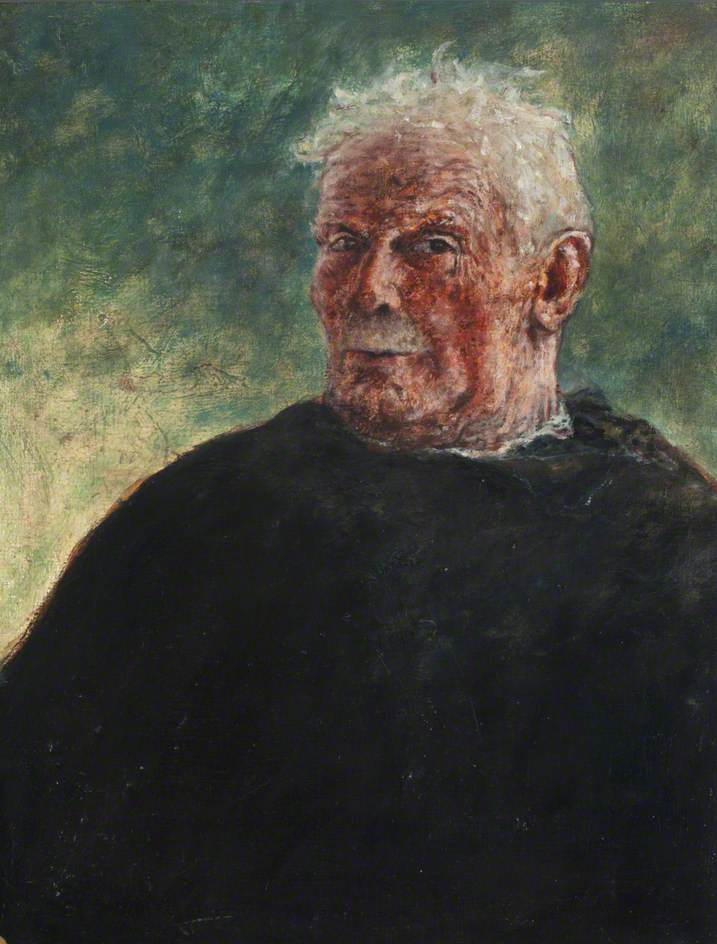 Portrait of Grandfather