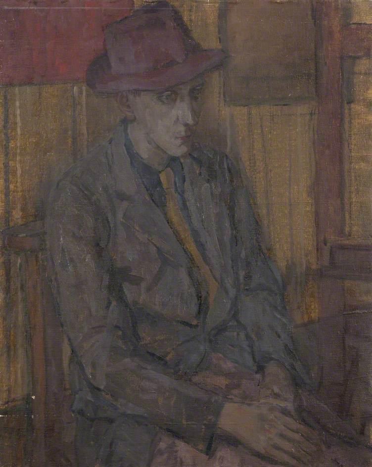 Portrait of Adam Hogg