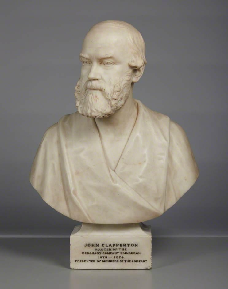 John Clapperton