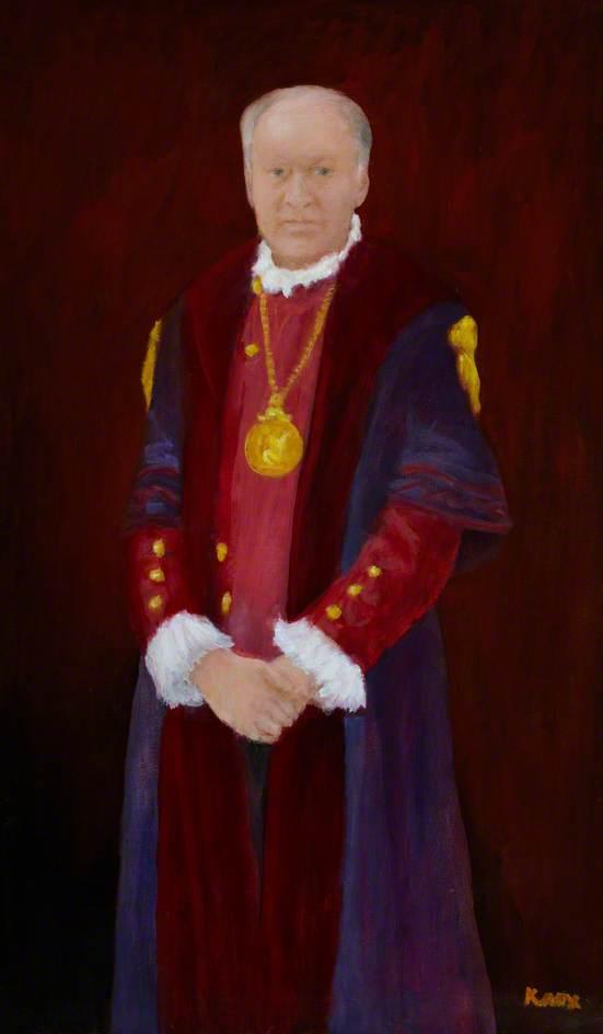 Ian McKenzie Smith, PRSA