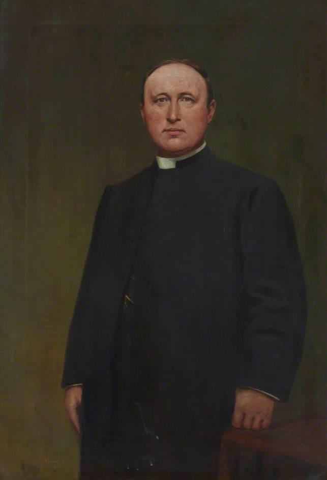 The Very Reverend Canon John Stuart