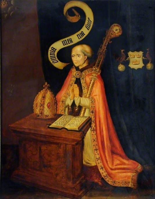Bishop John Alcock (1430–1500)