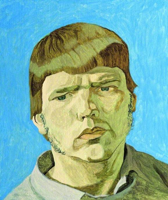 Self Portrait 1991 No. 10