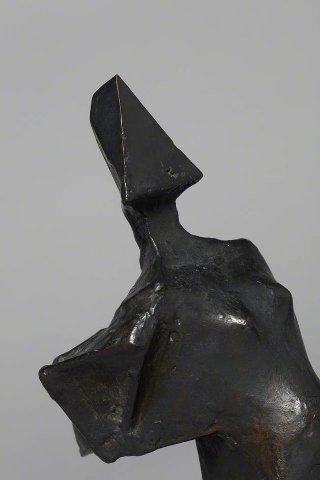 Maquette I: Two Winged Figures